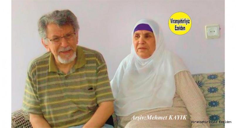 Avrupa'da Yaşayan, Abdulvahap Kurmuaslan(Zinnarê Xamo) ve Annesi Merhume Afrê Kumruaslan