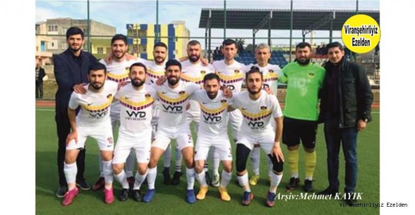 Başarılı Futbol Takımlarımızdan Viranşehirgücü Spor Futbol Takımı Başkan Ferhat Uzun, Futbolcular