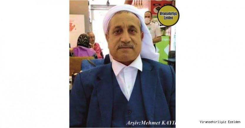 Hemşehrimiz 15 Yıl Tarsus'ta yaşamış, Tarsus'ta 26 Aralık 2020 Günü Günü Vefat etmiş, Merhum Hacı Havvas Can