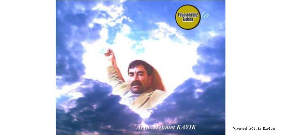 Hemşehrimiz Viranşehir'de 2006 yılında Vefat etmiş, Sevilen İnsan Merhum Aziz Taşkın