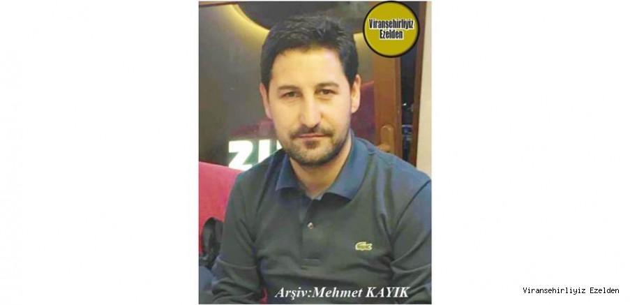 Hemşehrimiz Viranşehir'de Giyim Sektöründe Yıllarca Başarılı Bir Şekilde Esnaflık yapmış, Sevilen Esnafımız Ali Kılıçer