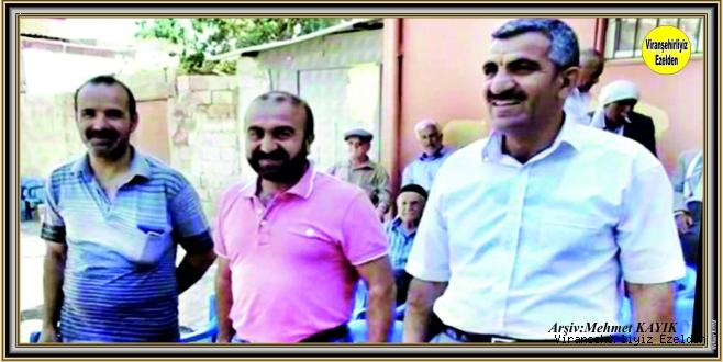 Selim BELEK, Sabri BELEK ve Mehmet AYAZ