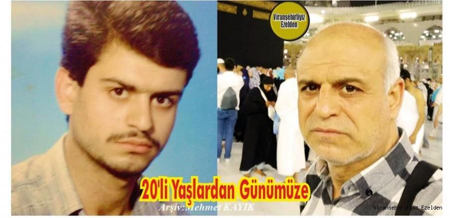 Viranşehir'de Yıllarca Esnaflık yapmış, Sevilen İnsan Mehmet Sinan Karatepe