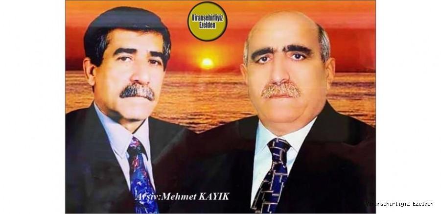 Viranşehir'de Yıllarca Hakkaniyetli olarak Kanaat Önderi Dava Adamı olarak çok emekler vermiş, Merhum Şeyhmus Öztürk(Şeyhmusê Hacı Katô) ve Kanaat Önderi Dava Adamı Avukat Mehmet Münir Öztürk