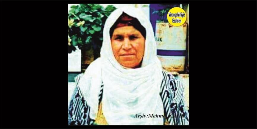 Viranşehir'in Sevilen Annelerinden Olan Sosi Uçar